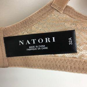 55075ef92 Natori Intimates   Sleepwear - 🛍 Natori Lynx Stretch Lace Underwire Bra  32A NWT